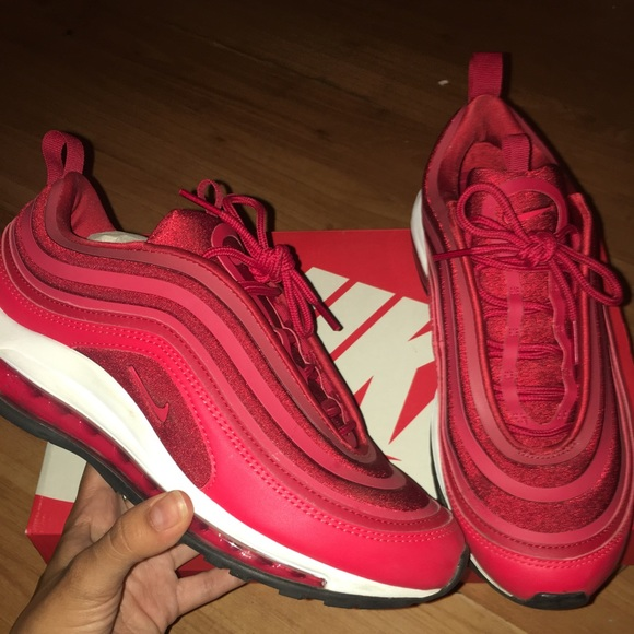 new product a8cd9 b6536 Air Max 97 Ultra Gym Red